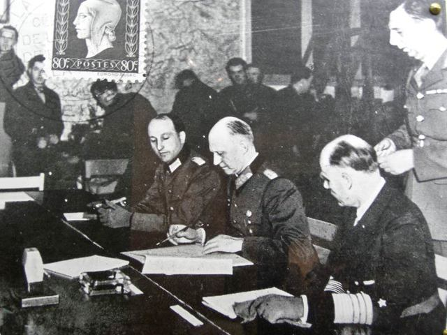 Italy surrenders to Allies