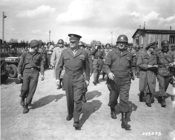 1 st Liberation of Concentration Camps