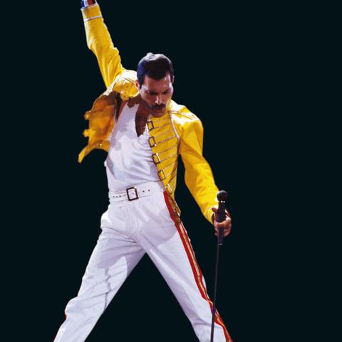 Nuevo vocalista: Freddie Mercury