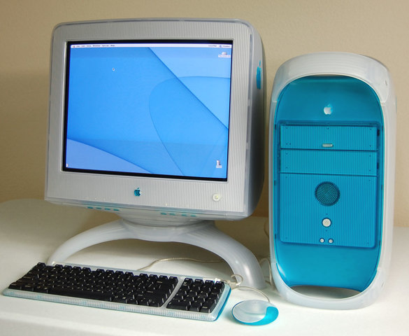 Ordenadores Macintosh G3