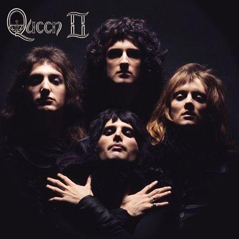 2° Álbum Queen II - primer disco de oro.