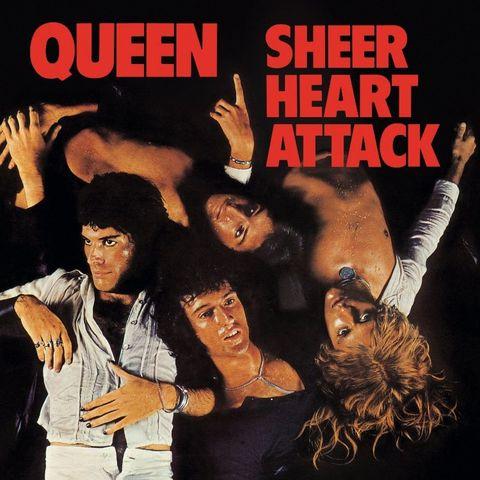 3° Álbum: Sheer Heart Attack