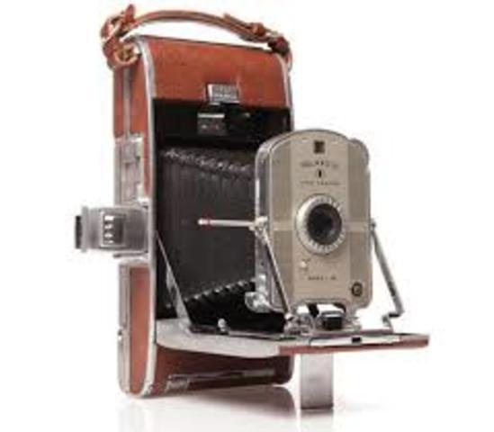 1948 Polaroid camera