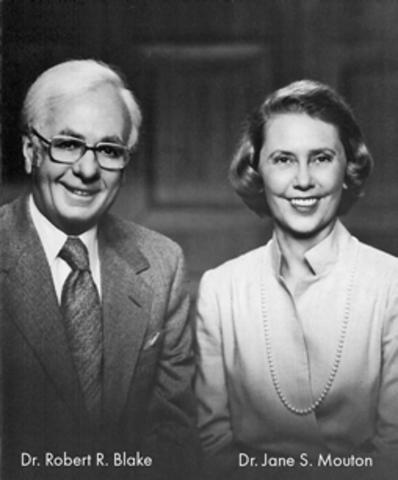 Robert R. Blake y Jane S. Mouton