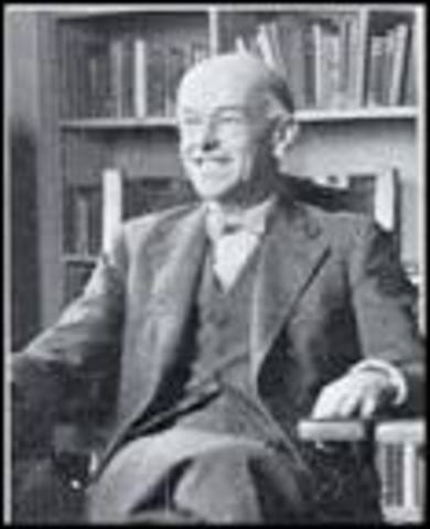 Escuela de relaciones humanas ( Elton mayo 1880 -1949)
