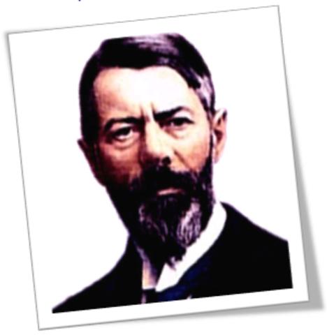 LA ADMINISTRACIÓN BUROCRÁTICA MAX WEBER  (Principio siglo XX)