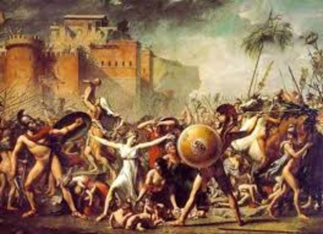 The Romans Strike Back