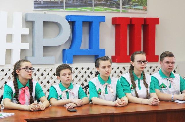 Профильная экологическая смена Российского движения школьников «Слёт юных экологов» в ВДЦ «Орлёнок»