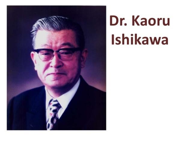 Teoría de la calidad kaoru ishikawa (1915- 1989)