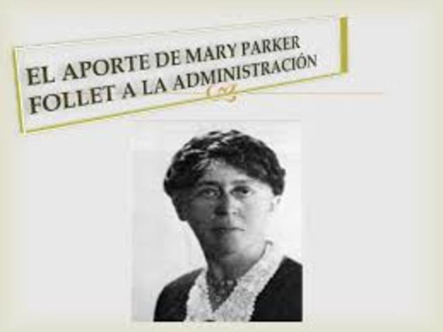 APORTES MARY PARKER
