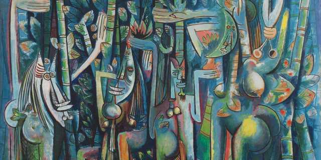 Wilfredo Lam (1902 - 1982)