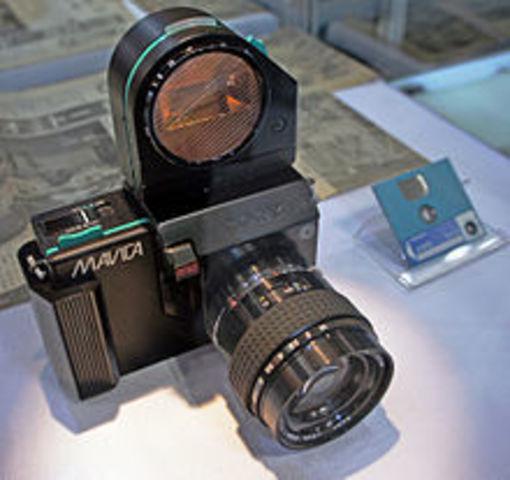 1981 Sony Mavica (key development 3)