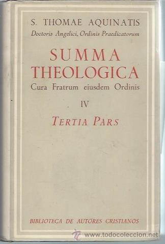 Santo Tomás de Aquino, Summa Theologie, Quastiones Disputatae