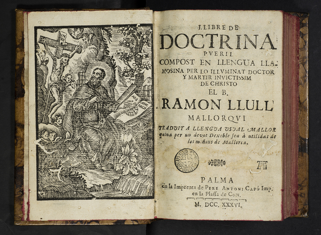 Ramón Llull, Doctrina Pueril