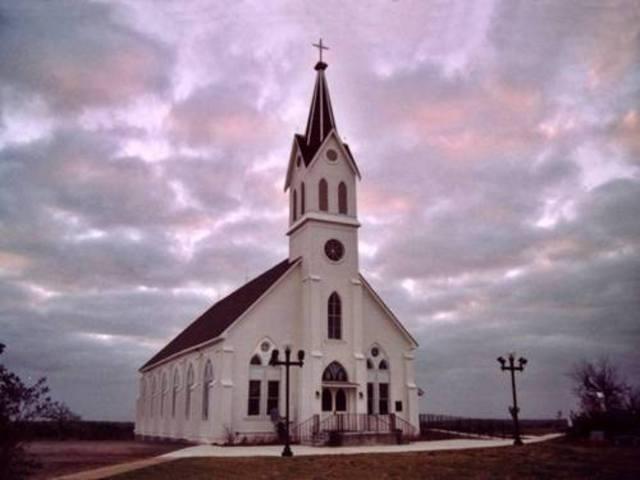 Church under state control