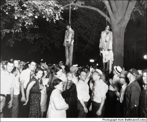 Lynchings of African Americans
