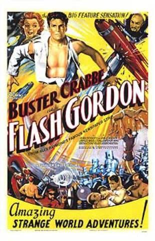 Flash Gordon: Opera espacial clasica