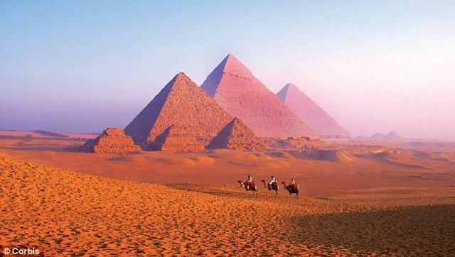 Egypt-The Pyramids PAGE