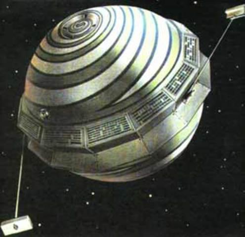 Transit-1B - Første navigations satellit