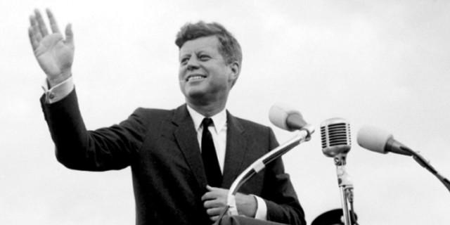 Kennedy's valgkamp på raketkløften