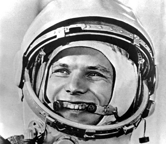 Jurij Gagarin - Første mand i rummet