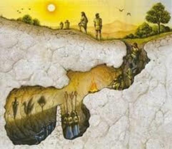 filosofia: mito da caverna