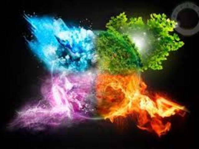 teoria dos 4 elementos