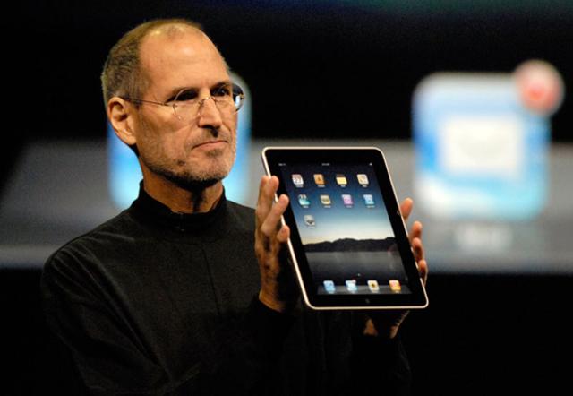 Primer iPad
