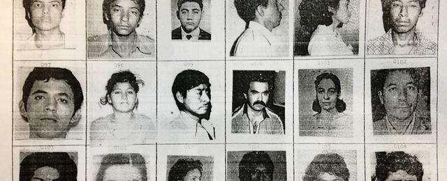 informes masivos de personas desaparecidas