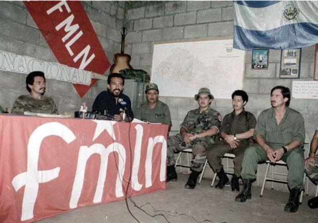 FUNDACION DEL FMLN