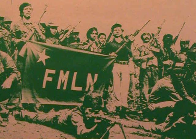 El FMLN intentó conquistar la ciudad capital