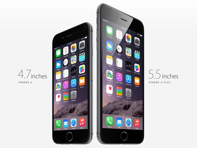 iPhone 6 y 6plus