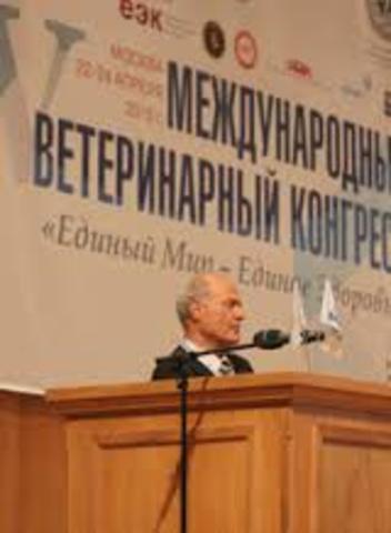 Congreso Internacional de Moscú