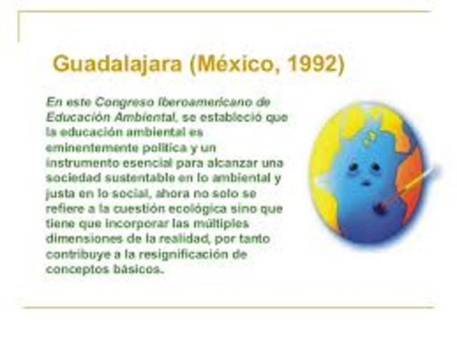 Congreso Iberoamericano de Educación Ambiental