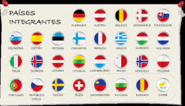 Acuerdo de Schengen 1985