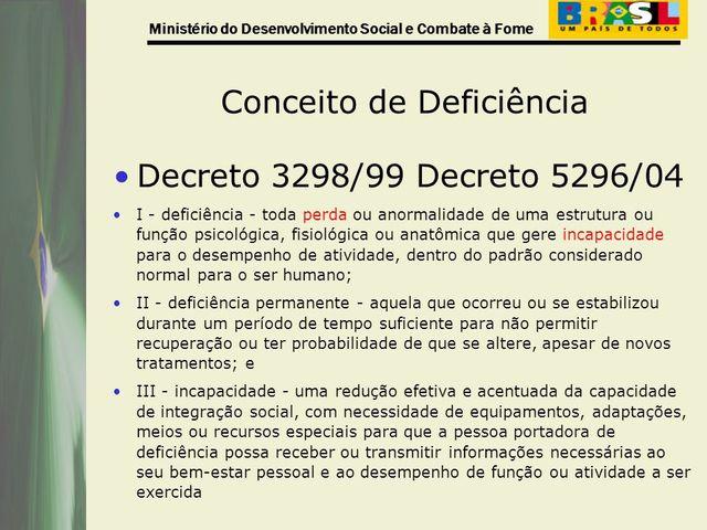 DECRETO 3.298