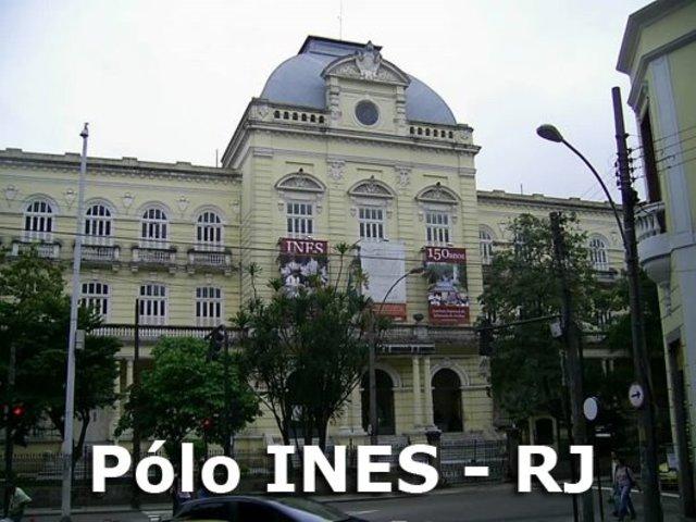 Instituto dos surdos mudos - INES