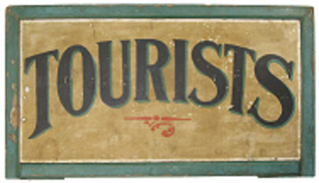 "TERMS ""TOUR"" AND ""TOURIST"""