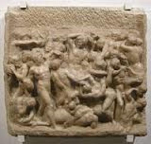 la batalla de los centauros