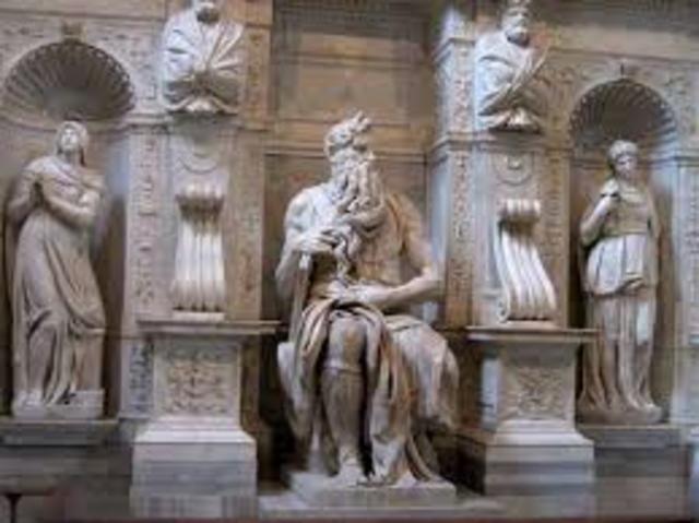 tumba del papa julio II