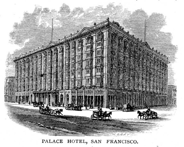 El primer hotel Lujoso