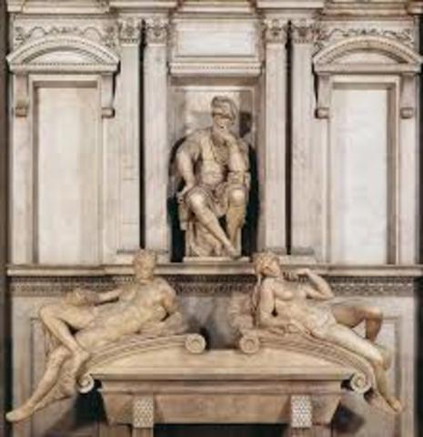 tumba de julian II de medici