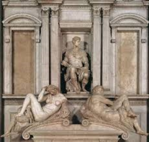 tumba de lorenzo II de medici