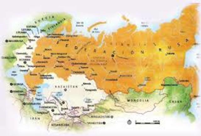 CENSO EN RUSIA