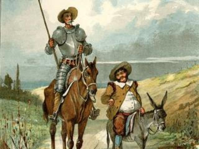 Don Quijote de la Mancha (1º y 2º parte)