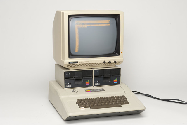 The Apple Two Computer is Released