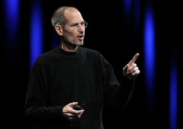 Steve Jobs Becomes Apple's CEO