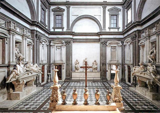 Sacristía de la Basílica de San Lorenzo