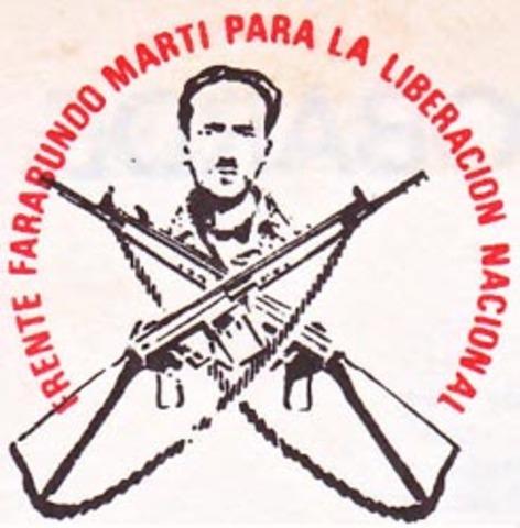 Frente Farabundo Martí para la Liberación Nacional (FMLN)