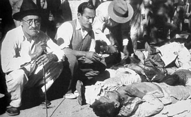 Feb 22, 1983 Masacre de las Hojas
